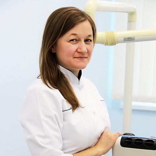 Анна Крива