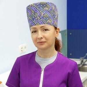 Yana Zubko
