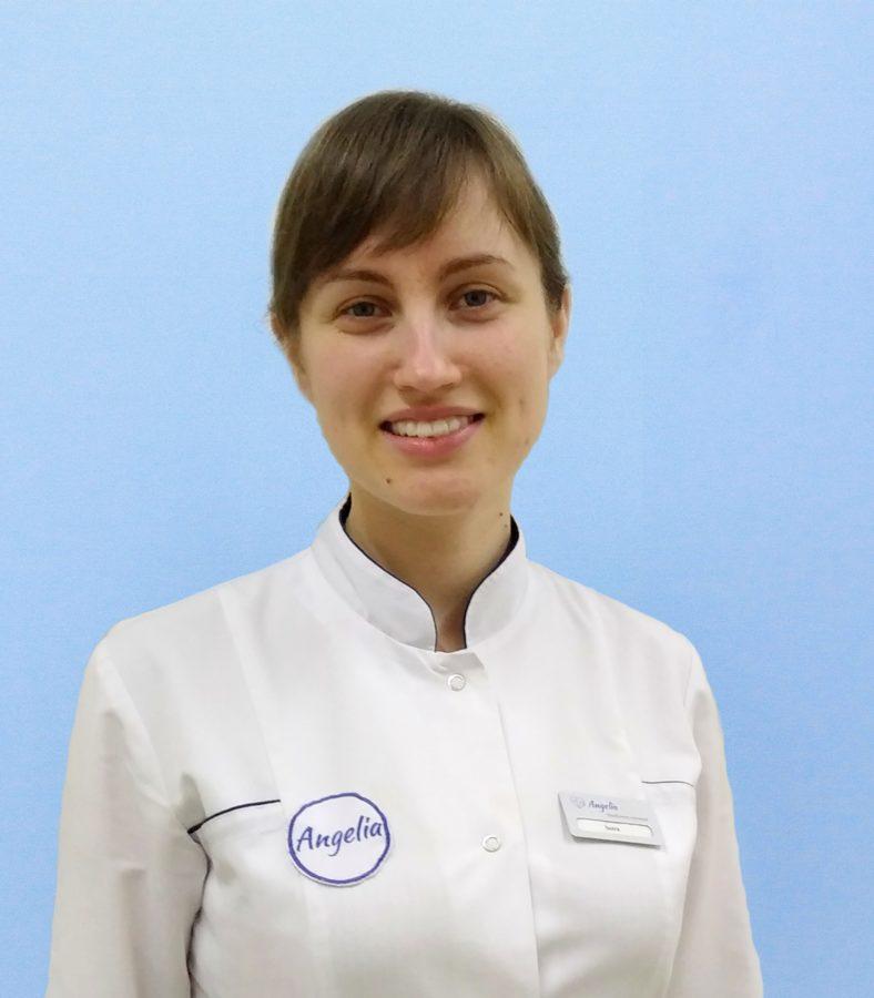 Інна Василівецька