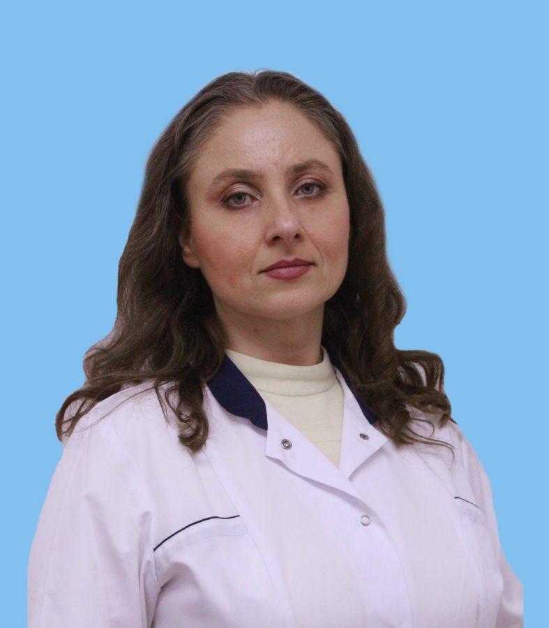 Валентина Шабранская