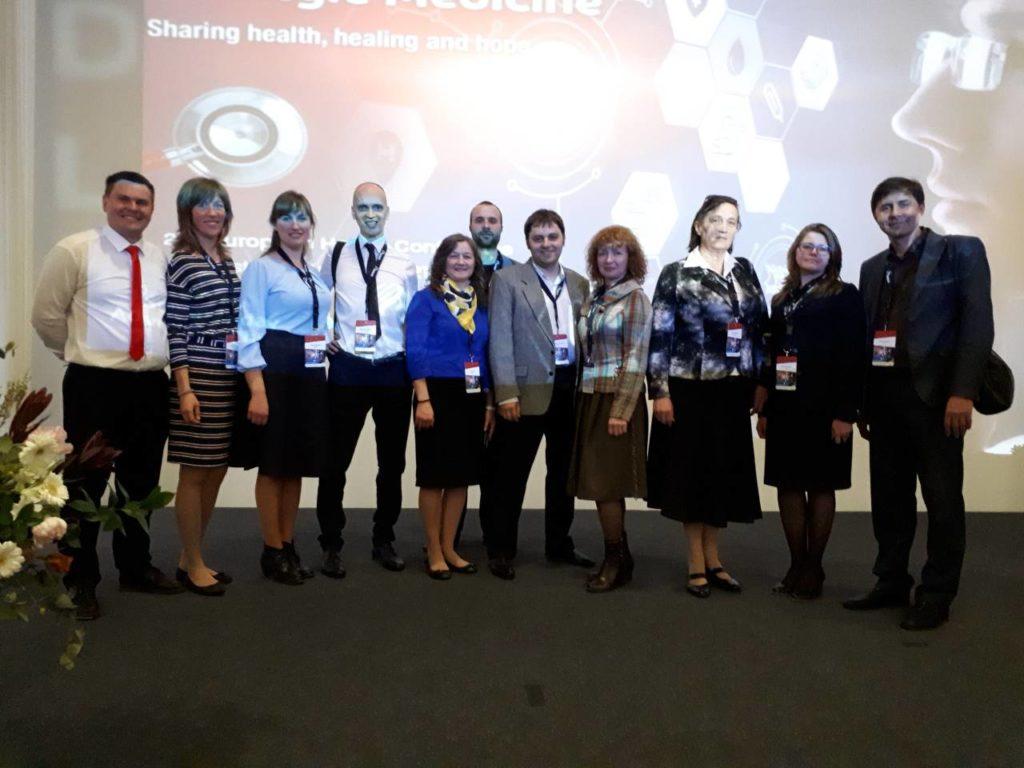Наукові дослідження підтвердили важливість принципів здорового способу життя! Конференція в Бухаресті.