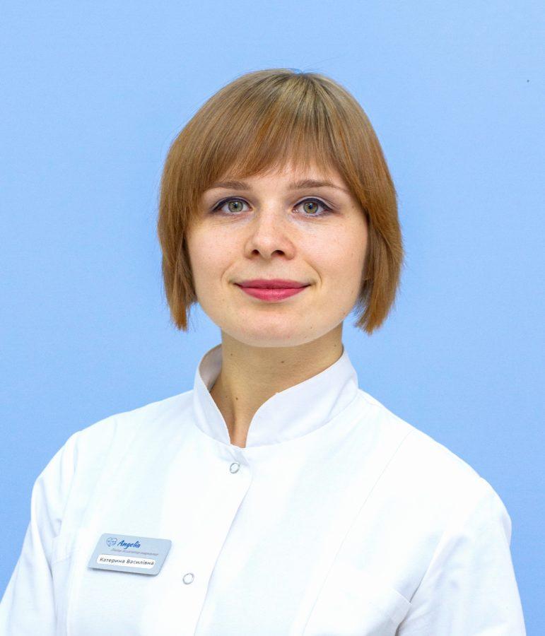 Катерина Рижа