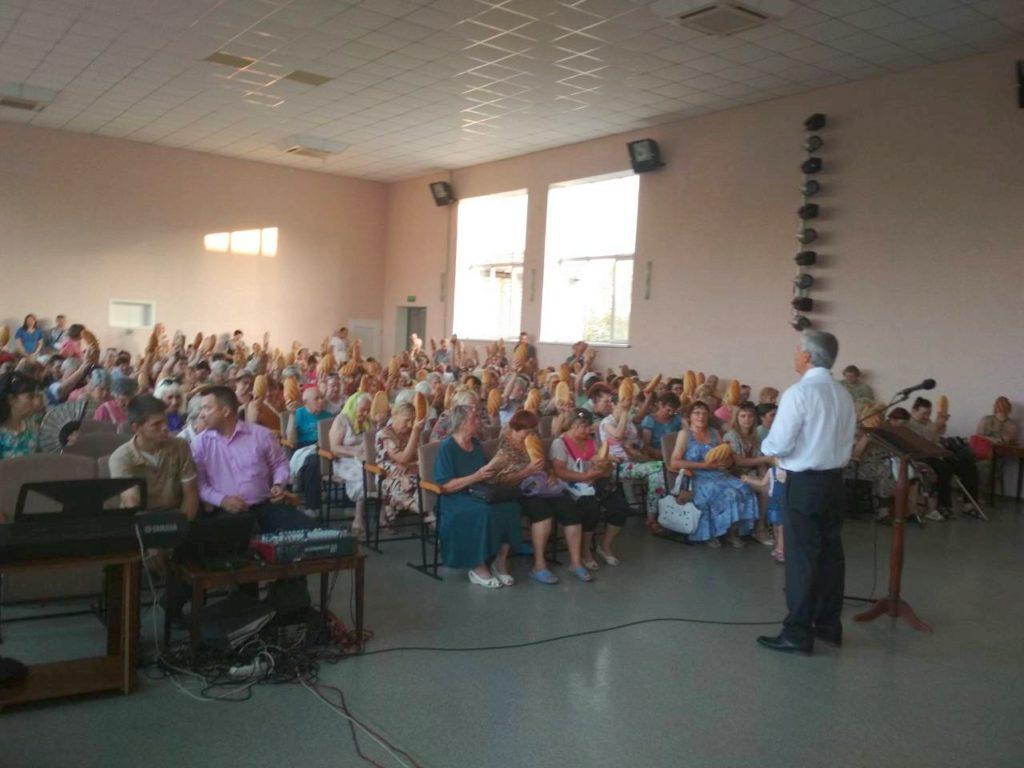 Благотворительная программа Сереродонецк и Лисичанск