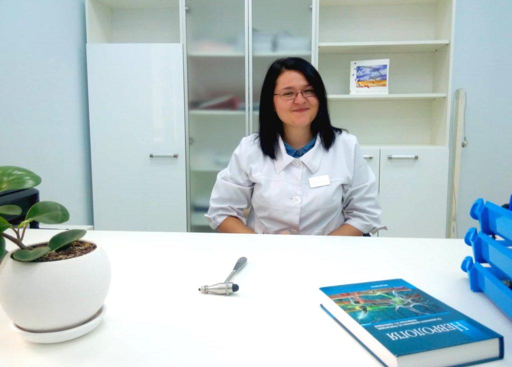 У Краматорську київський лікар невропатолог провела безкоштовні консультації та медичні лекції