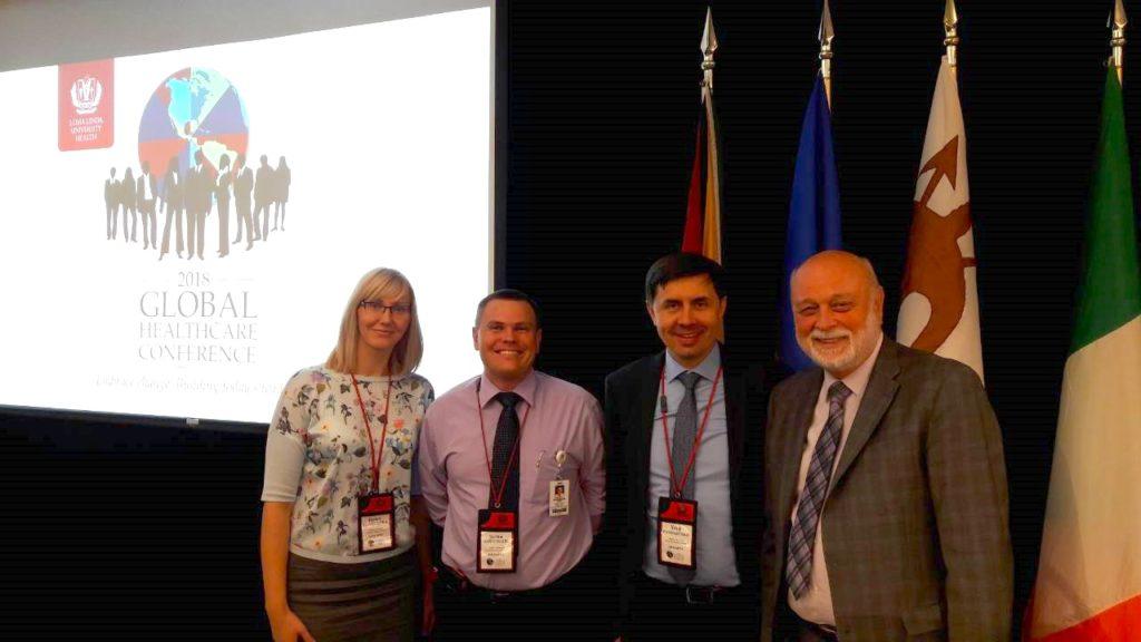 Медики з України беруть участь у глобальній конференції з охорони здоров`я у США