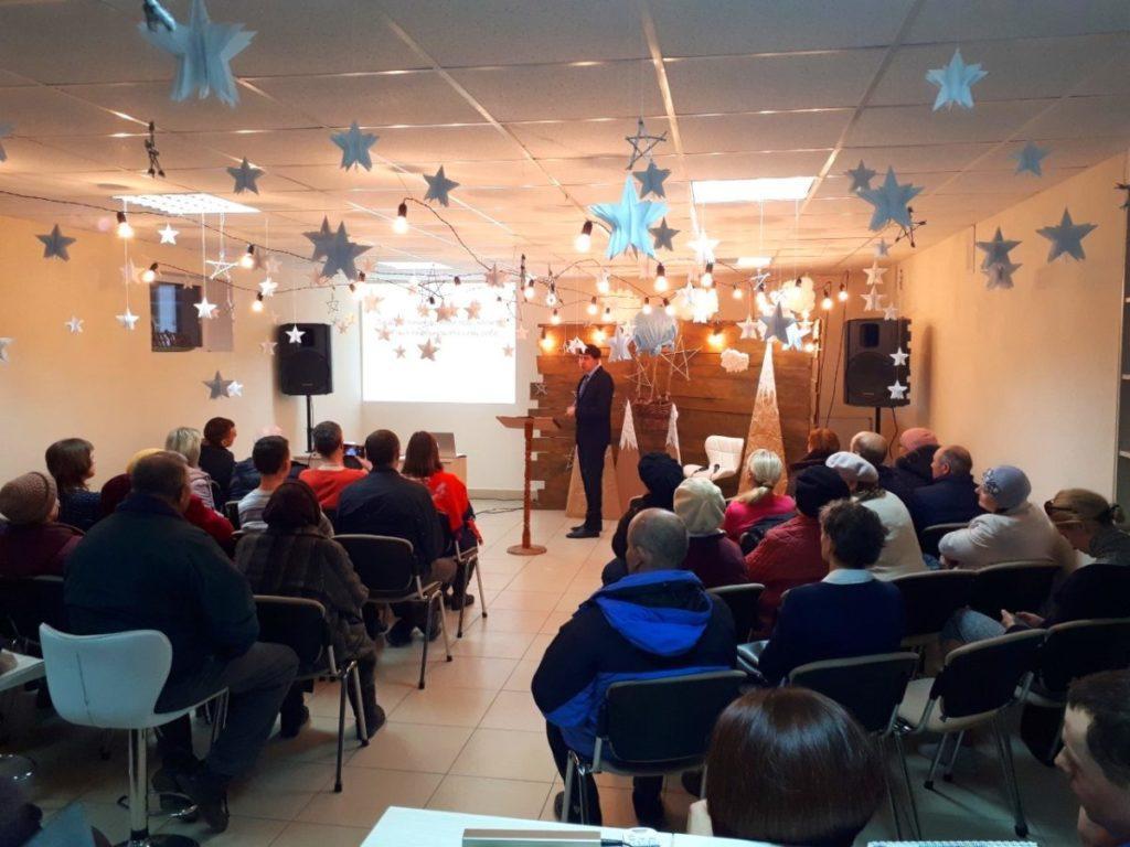 Мобільну клініку в Тернополі відвідало 210 жителів