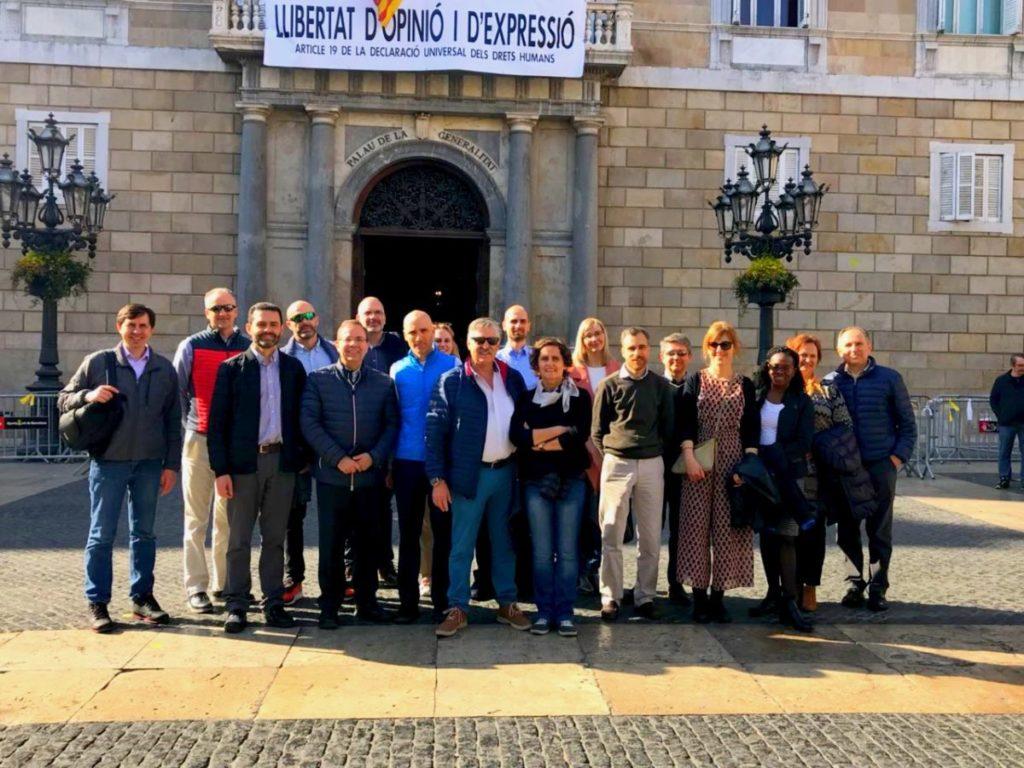 """Медична конференція """"Advent Care Network"""" 2019 у Барселоні"""