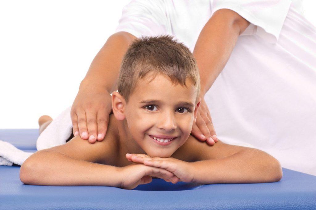 Дитячий масаж – АКЦІЯ!