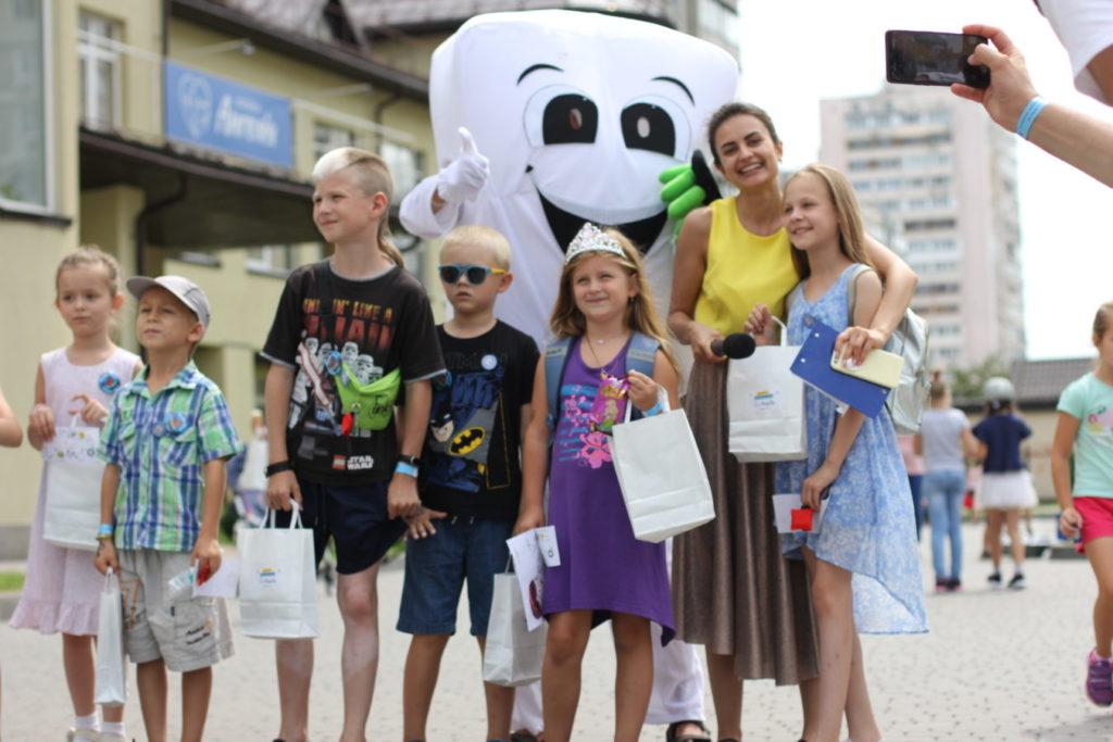 Пригоди Юних Лікарів відбулися у Києві!