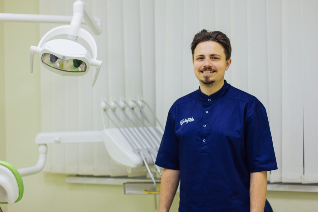 Consultation with a dentist surgeon for 1 UAH